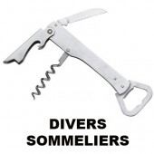 Divers sommelier