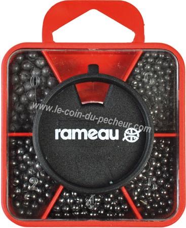 BOITE 5 CASES RAMEAU PLOMBS COUP